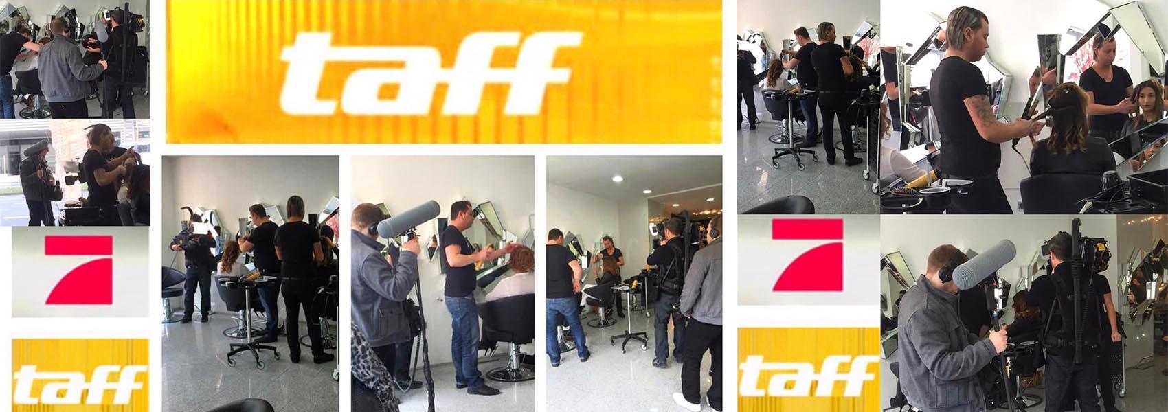 taff PRO 7 TWINS Hairstyle Köln